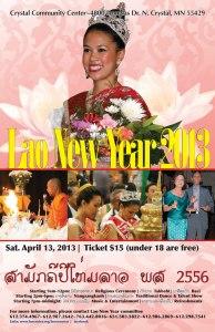 Lao New Year Minnesota 2013