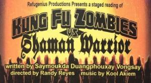 kung fu zombies vs shaman warrior