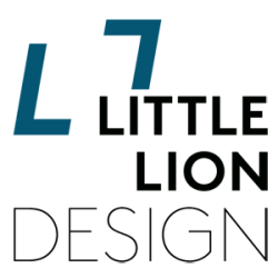 Little Lion Design logo.
