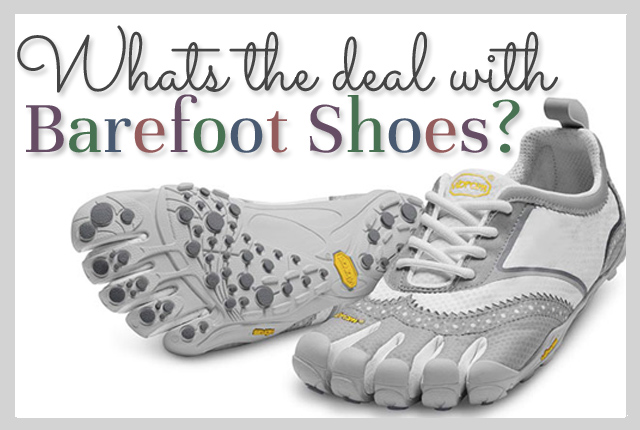 Barefoot Shoes Post Image