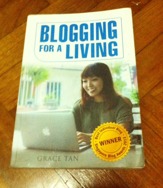 Grace Tan: Blogging for A Living