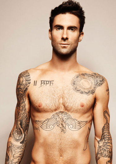 5 beautiful tattooed men little miss honey image from web urmus Image collections