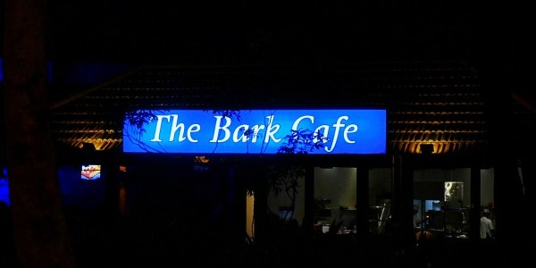 THE BARK CAFE
