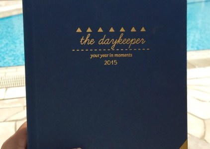 THE DAYKEEPER 2015 & MY KIKKI.K 2015 WELLBEING DIARY