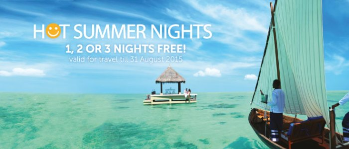 THE ENTERTAINER APP LAUNCHES HOT SUMMER NIGHTS – GET 1, 2 OR 3 NIGHTS FREE