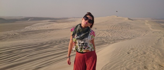 EXPAT DIARIES: VICKY – AN ILONGGA MEDIA PERSONALITY / SPECIALIST IN DOHA, QATAR
