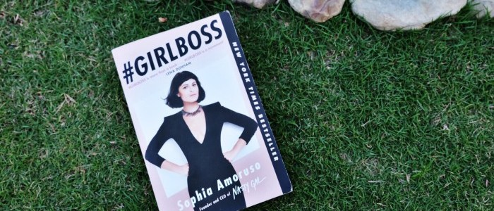 BOOK OF THE MONTH: #GIRLBOSS