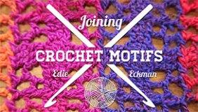 Joining Crochet Motifs