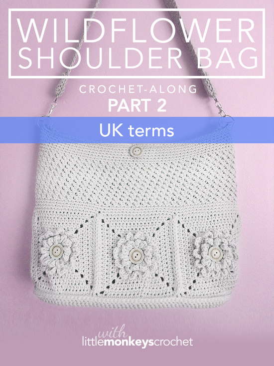 Crochet Terms : ... UK Terms Free Crochet Purse Pattern by Little Monkeys Crochet