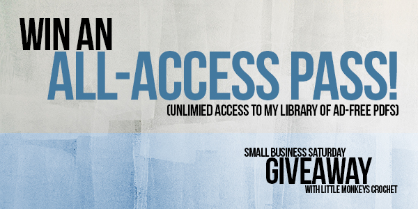 Small Biz Saturday Giveaway: All-Access Pass
