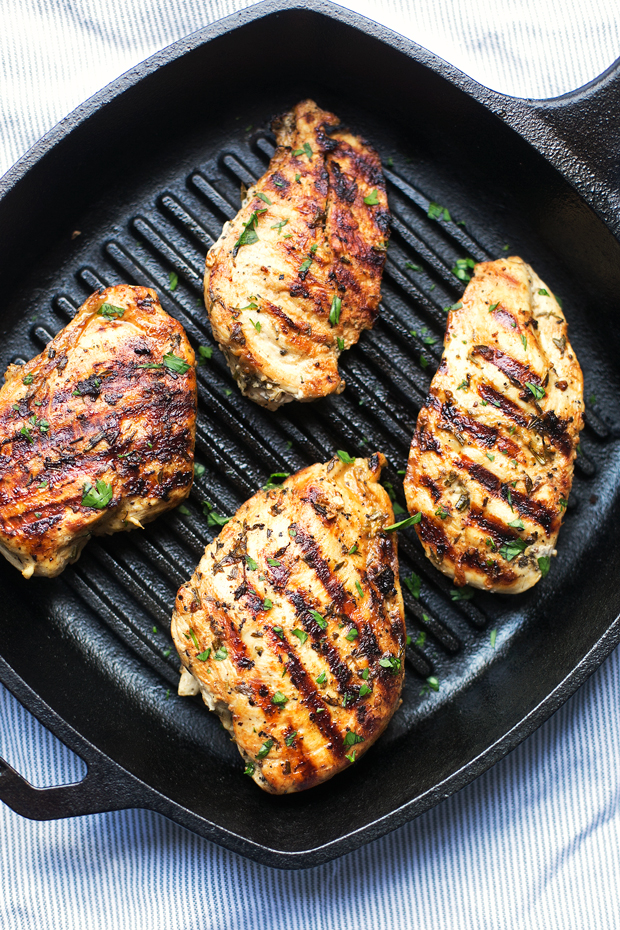 the easiest greek grilled chicken recipe little spice jar