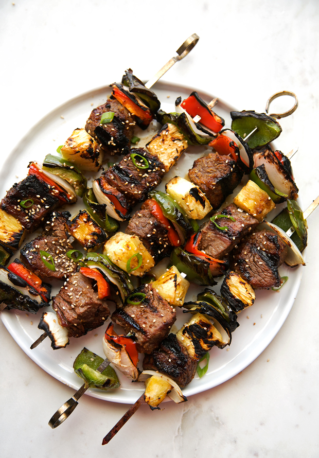 Korean-BBQ-Beef-Skewers-(Bulgogi)-3
