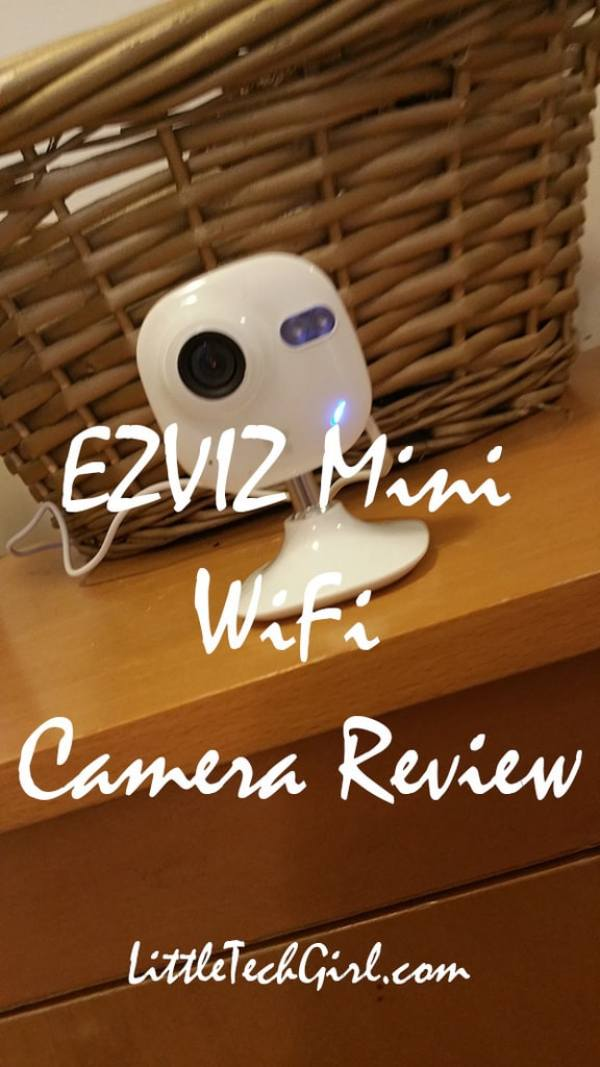 EZVIZ Mini WiFi Camera – An Inexpensive Option to Add to Your Home Security