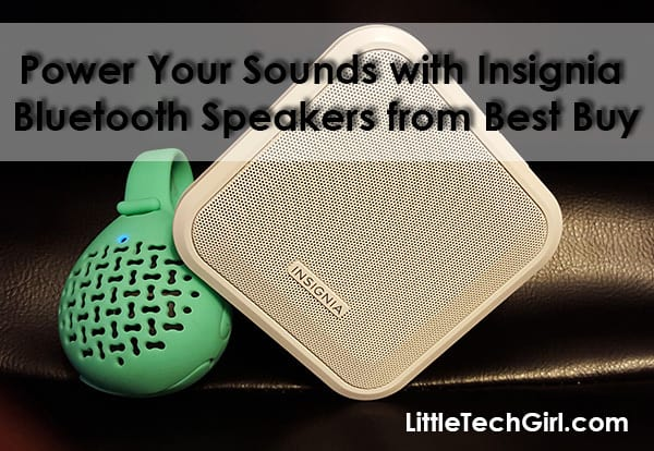 Power Your Sounds with Insignia Bluetooth Speakers from Best Buy