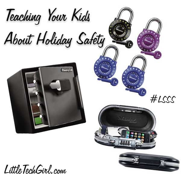 Teaching Your Kids About Holiday Safety