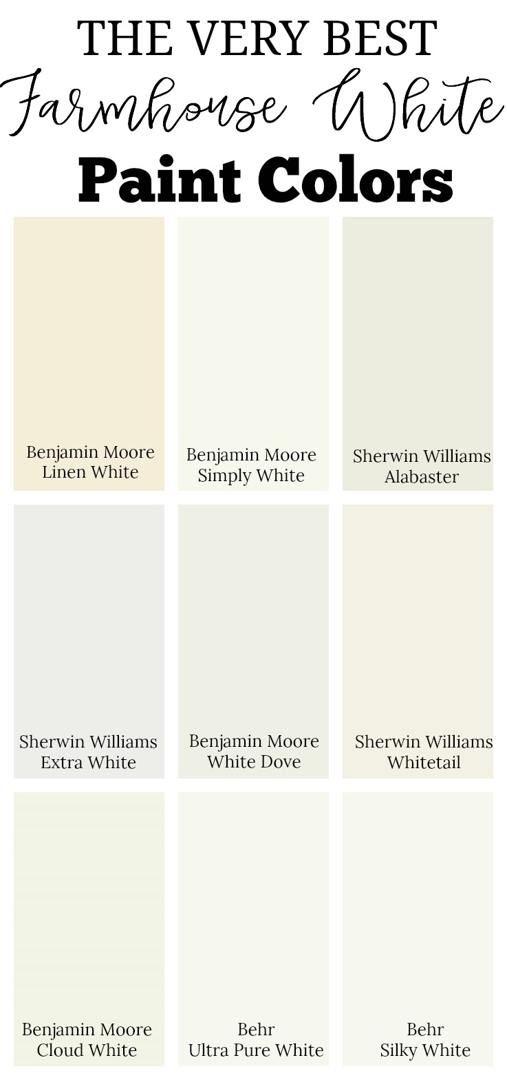 Large Of Farmhouse Paint Colors