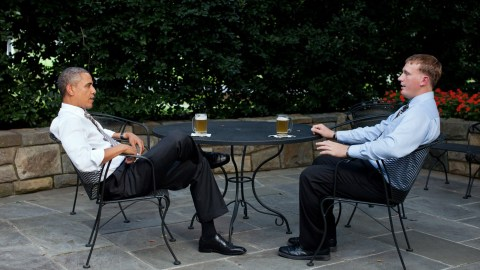 Barack_Obama_and_Dakota_Meyer_sharing_a_beer
