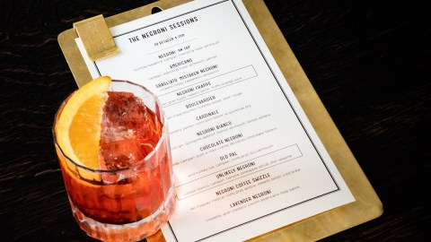 New York City's Dante's Negroni Family Tree shows how versatile the drink is.