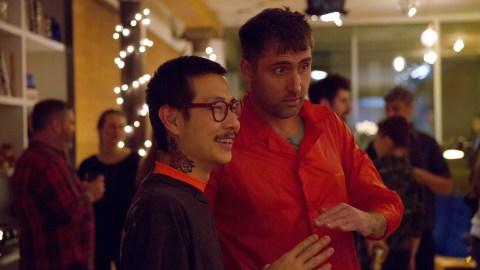 chefs Danny Bowien and Inaki Aizpitarte