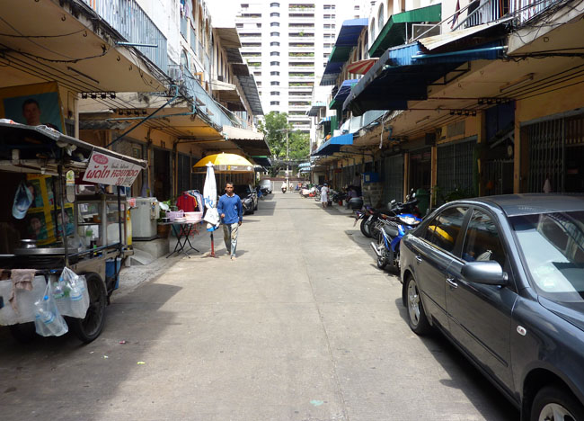 Sukhumvit 23, Bangkok Street Food Street, Southeast Asia