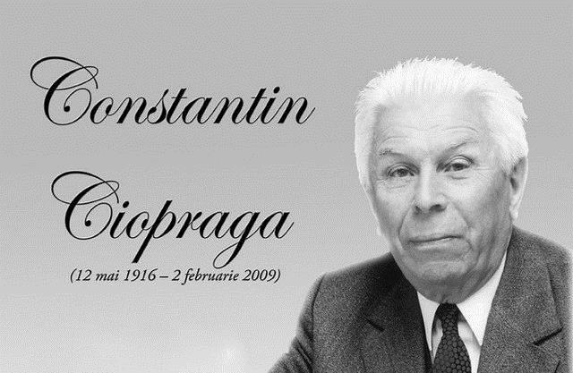 Constantin Ciopraga.