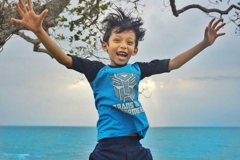 Tips meningkatkan rasa percaya diri anak