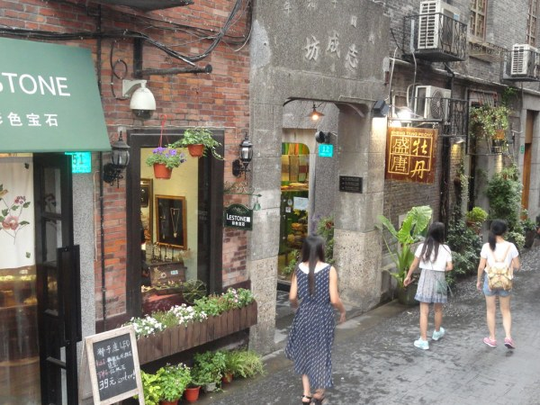Experience Shanghai's Past French Colonial era in French Concession. Source: Flickr