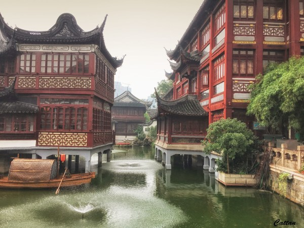 Remarkable scenery in Shanghai's Old City. Source: Flickr