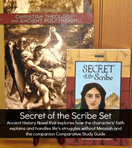 BrimWood Press Secret of the Scribe Set