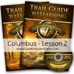 Paths of Exploration Columbus Lesson 2