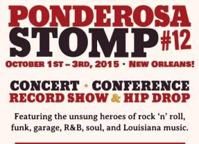 2015 Ponderosa Stomp Festival – Celebrating the Unsung Heroes of American Music