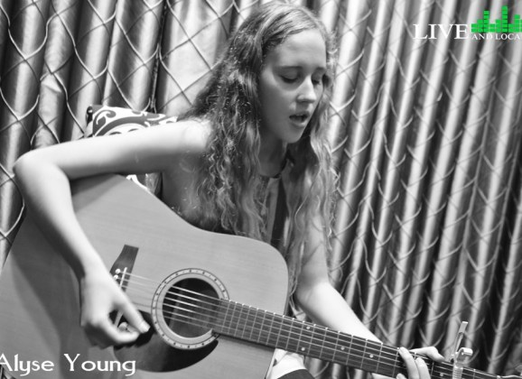 "Guitar Talk w/ Alyse Young – Singer Songwriter with a new album ""Unrequited Love"""