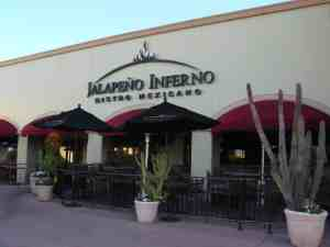 Jalapeno Inferno Scottsdale AZ