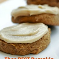 Thee Best Pumpkin Cookies Recipe