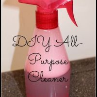 DIY - Homemade Cleaning Solutions