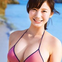 小倉優香(18) ブレイク確実!超新星のGカップ美少女。
