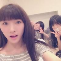 AKB48岡田奈々、向井地美音、込山榛香のスッピンキタ━━━━━━(゚∀゚)━━━━━━ !!!!!