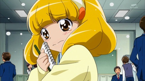 日本人なのに青髪やピンク髪のアニメキャラってさ