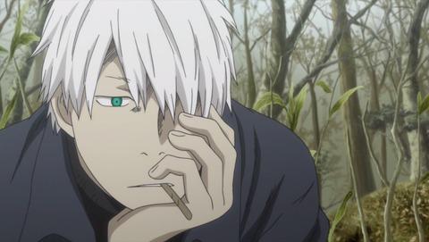 【蟲師 続章】第10話 感想 冬眠もできる蒸し師