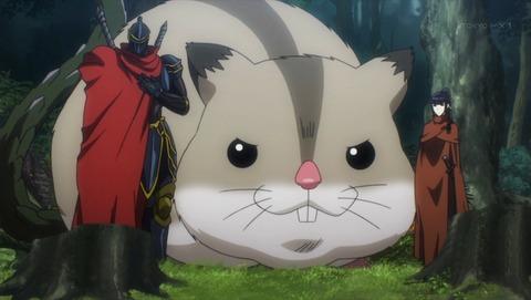 【オーバーロード】第7話 感想 とっとこハム○郎編始まった。で、ござる。