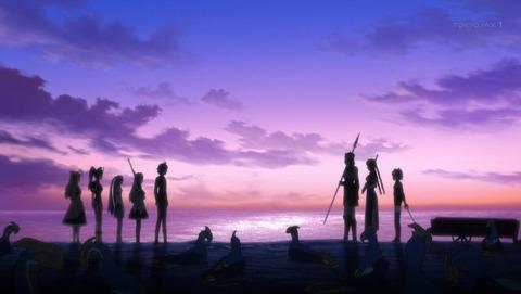 棺姫のチャイカ 5話 AVENGING BATTLE 原作者 榊一郎