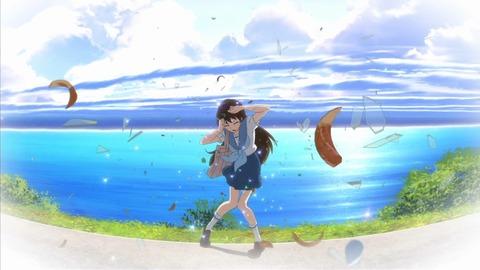 【グラスリップ】第8話 感想、振り返り…透子ちゃん幻覚に悩まされてるんだけど…