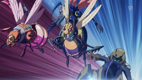 【遊戯王ARC‐V】第68話 感想 貴重な昆虫族デッキの大活躍!