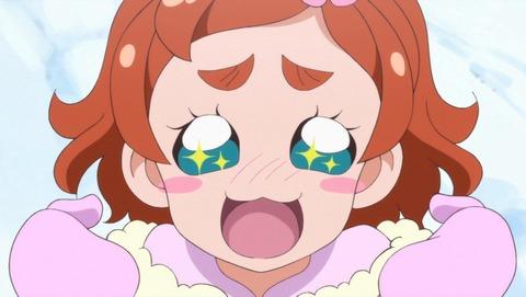 【Go!プリンセスプリキュア】第46話 感想 トワ「雪のお城は壊させません!」炎攻撃ぼわー!