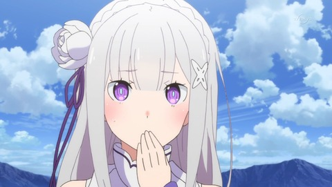 【Re:ゼロから始める異世界生活】第1話 感想 好感度を返してよ!