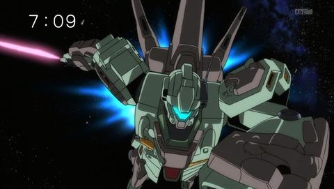 【機動戦士ガンダム UC】第1話 感想 スタークジェガン最高かよ【RE:0096】