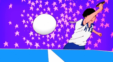 「ピンポン」が湯浅政明監督によってTVアニメ化決定!!4月放送スタート!!