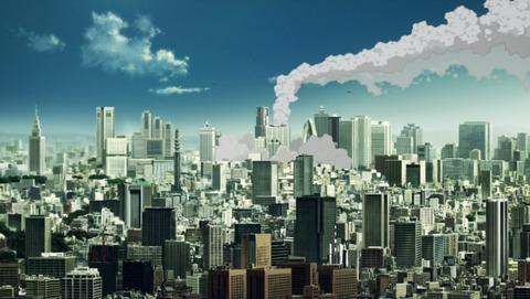 今期アニメの東京テロ被害マップが完成…すでに9か所