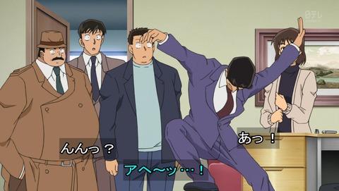 【名探偵コナン】第796話…犯人に全員ドン引き…(アニオリ感想)