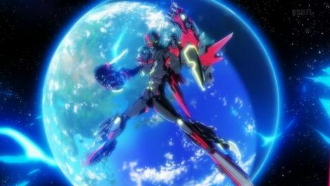 【アクティヴレイド 2期】第12話 感想 みんなの力で宇宙へ翔ける!【最終回】